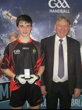 Diarmuid All Ireland Handball