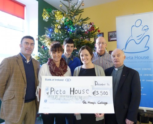 Presentation to Pieta House